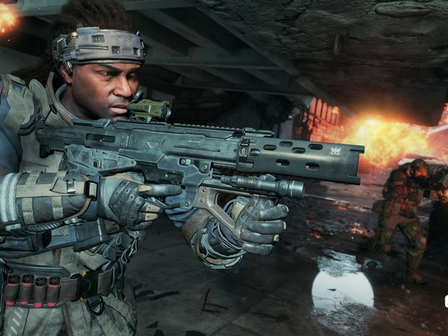 <i>Black Ops 4</i> की बीटा फास्ट-पेस्ड, फ्रैंटिक फन है