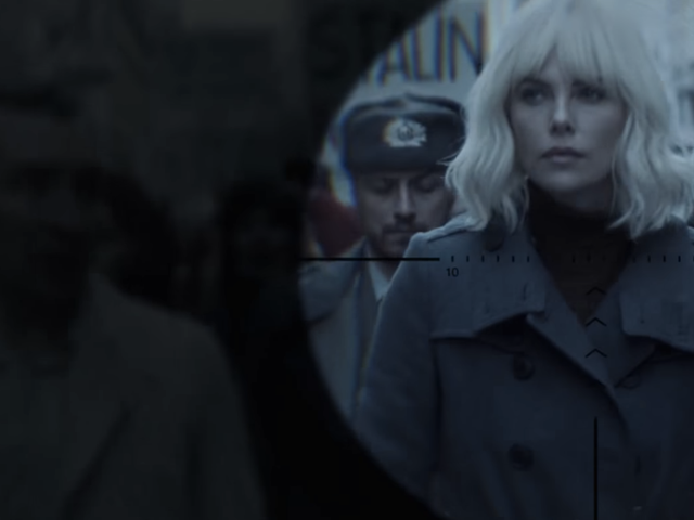 Charlize Theron Turns High Heels Into Lethal Weapons in the New Atomic Blonde Trailer
