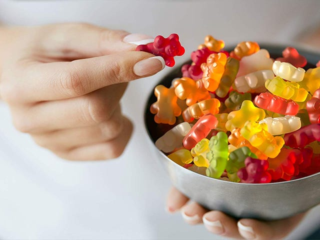Get Six Pounds of Gummy Bears For $9, Because Why Not?