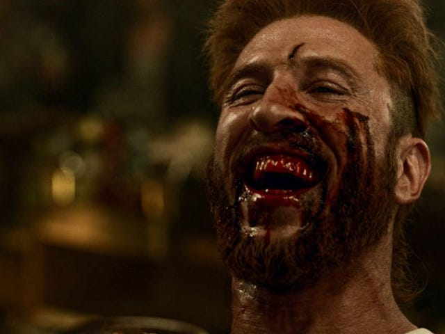 Conversations with God: Pablo Schreiber Talks About Becoming American Gods' Giant Asshole Leprechaun