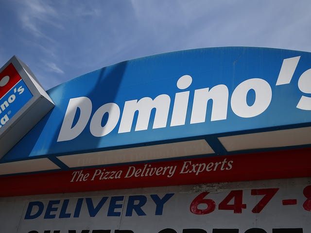 Domino's potrebbe rovinare Internet per le persone con disabilità perché non risolveranno semplicemente il loro sito Web