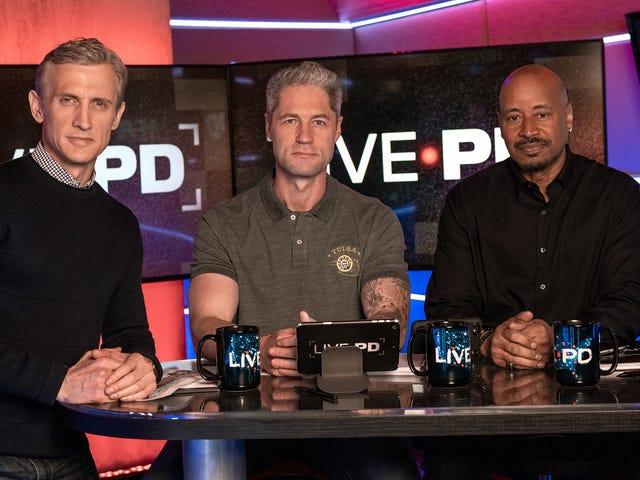 Cops und Live PD wurden aus irgendeinem Grund aus den Kabelplänen gerissen