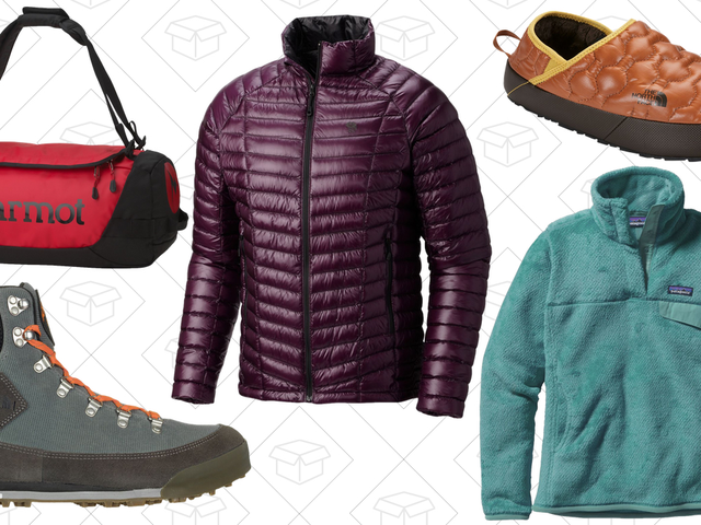 Take An Extra 20% Off Patagonia, The North Face, and More at Backcountry