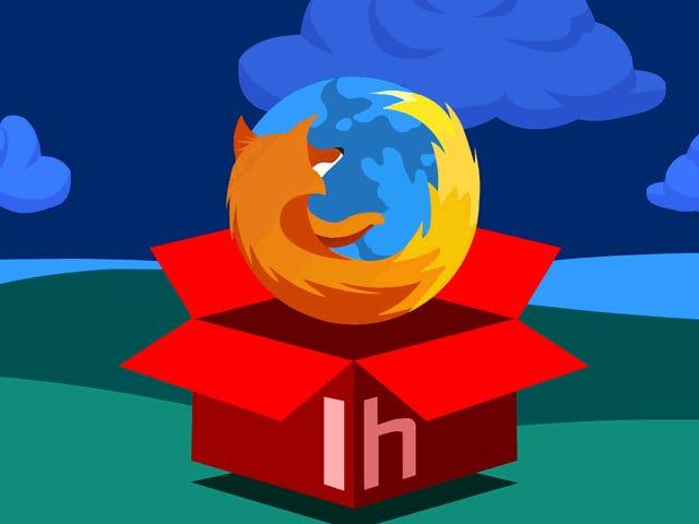 Lifehacker Pack for Firefox: Danh sách các phần mở rộng cần thiết