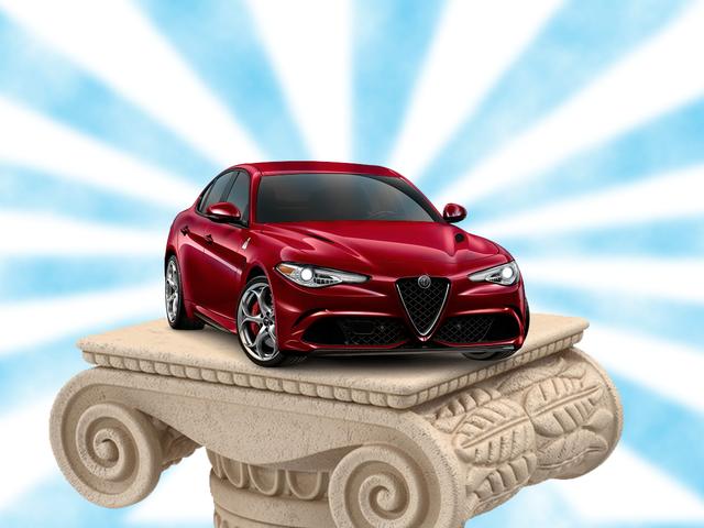 Faktisk er Alfa Romeos yderst pålidelige