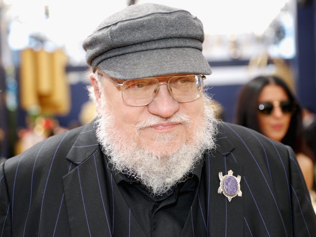George R.R. Martin turned down a Game Of Thronescameo for a very good reason