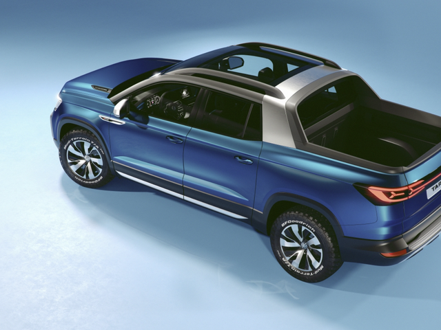 Volkswagen Sees Opportunity In a Small Inexpensive Pickup: Report