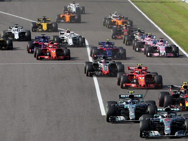 No, Formula One 'Super Weekends' Are Not a Good Idea