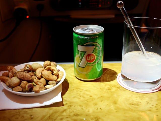 Làm thế nào để có được hãng hàng không để chống dị ứng thực phẩm của bạn