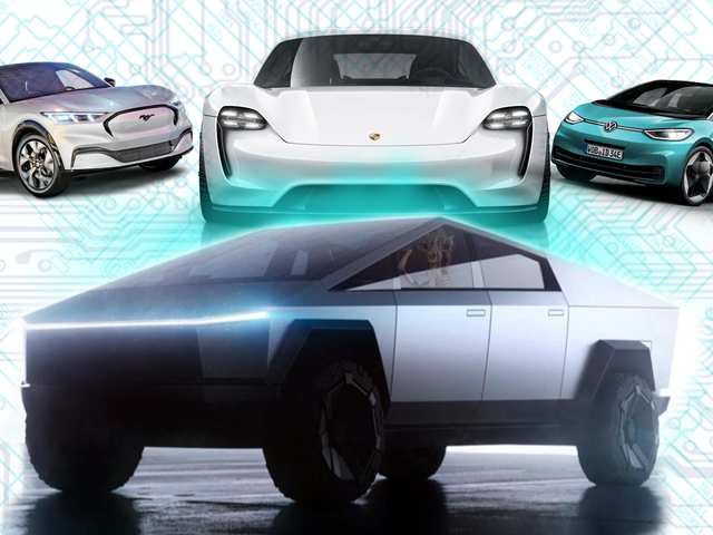 A Quick Look At What Made 2019 A Huge Year For Electric Cars