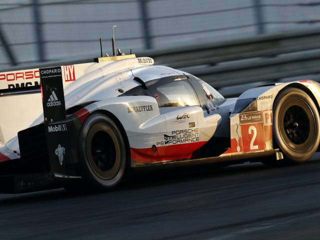 Porsche zamknie swój program prototypowy Le Mans w tym tygodniu: Raport