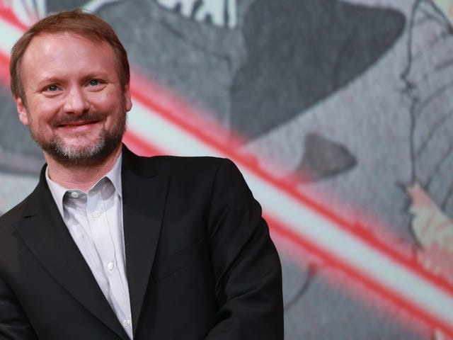 "Rian Johnson talks Rob Zombie's ""Dragula,"" dogs wearing pants in hilarious new interview"
