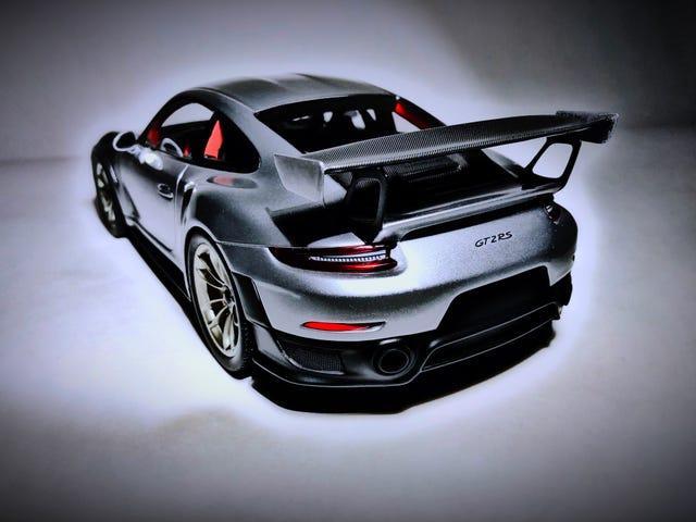Did someone say Porsche?