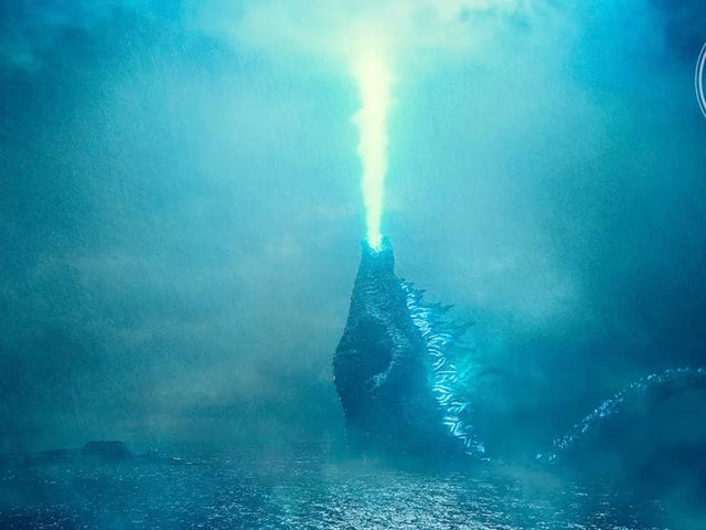 The First Image FromGodzilla: King of the Monsters Echoes the Best Moment From the First Film
