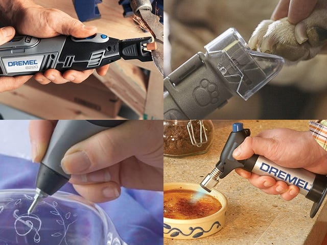 So. Many. Dremel. Deals.