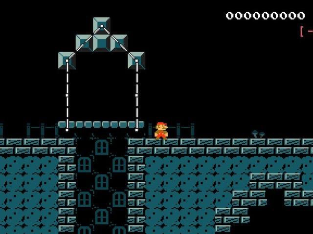 Un remake de Mario Maker capture parfaitement la mauvaise humeur de Hollow Knight