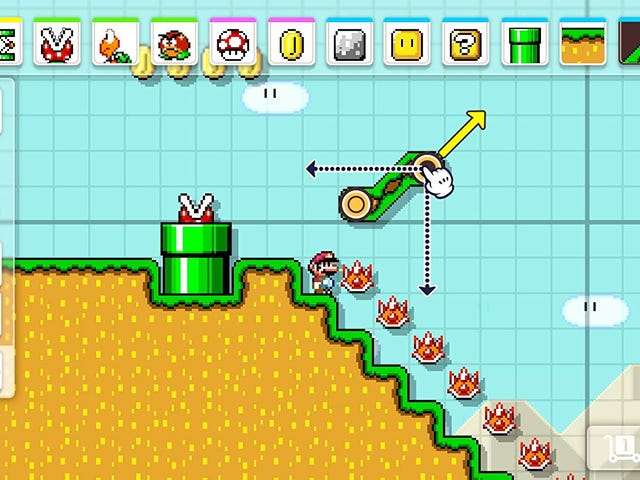Amazon Constructed a Super Mario Maker 2 Preorder Discount, For Prime Members Only