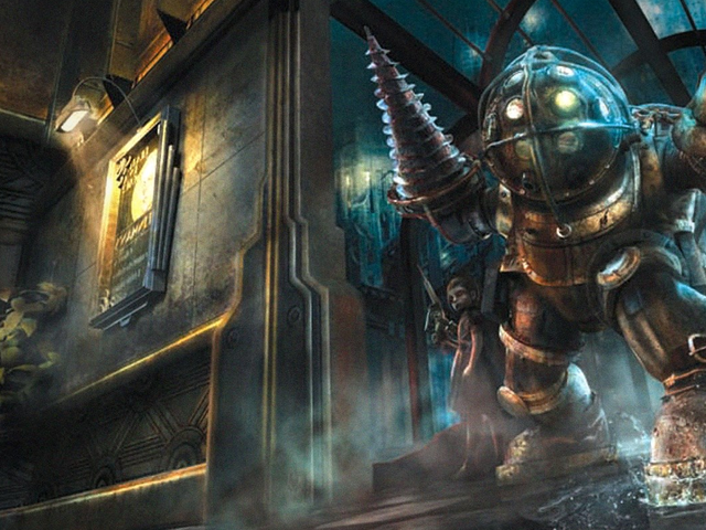 2K Games Officially Announces It's Working On A New Bioshock