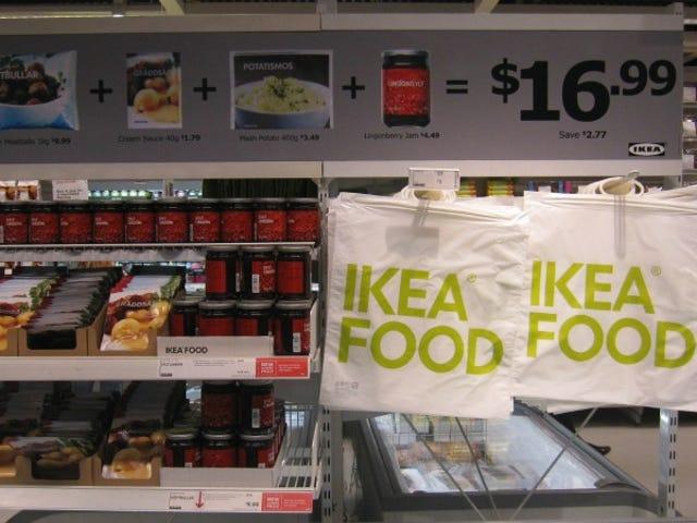 Cómo hackear el mercado de alimentos de IKEA