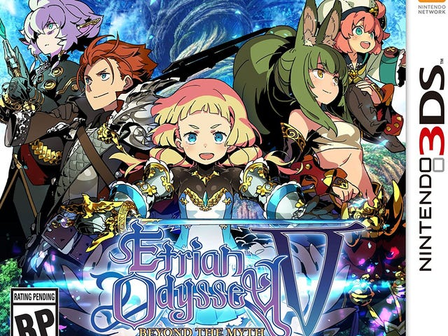 Etrian Odyssey V Isn't Clicking For Me, And I Don't Know Why