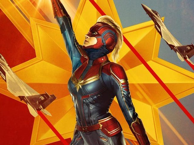 """""""As I Want You to Be"""": Thoughts on Captain Marvel"""