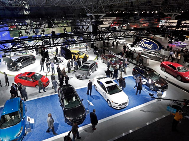 The NYC Auto Show Needs More Supercars, Less Sedans: Pros And Cons