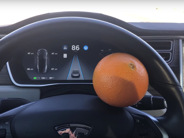 Stop Doing This Shit With Semi-Autonomous Cars