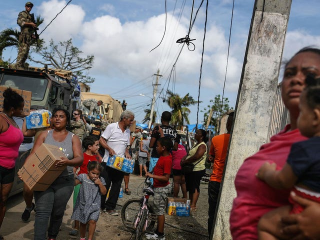 The Situation in Puerto Rico and the US Virgin Islands Remains Shockingly Dire
