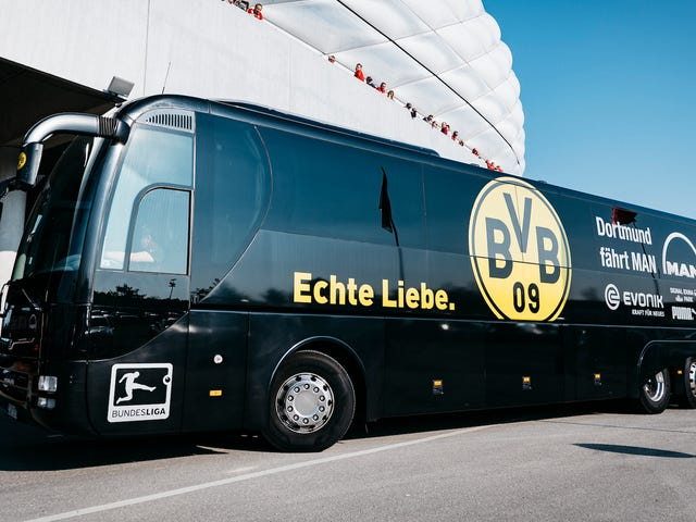 Explosion Near Borussia Dortmund Bus Cancels Champions League Match, Reportedly Injures Marc Bartra