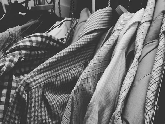 "Force Yourself to Wear ""Maybe Clothes"" When Decluttering Your Closet"
