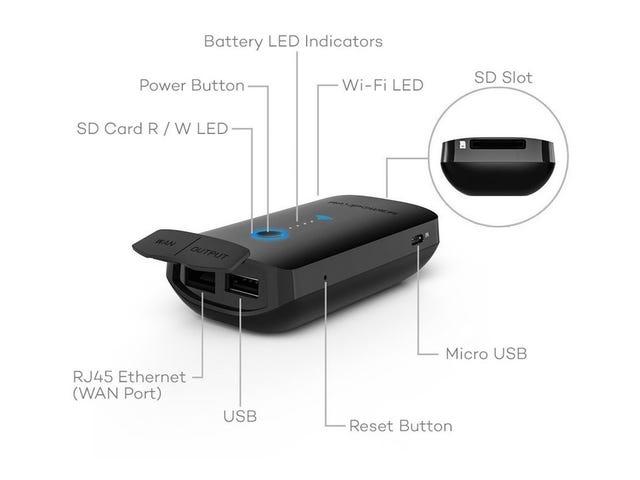 Gadget มูลค่า 32,000 บาทนี้จะมาพร้อมกับคุณเมื่อใดก็ตามที่คุณเดินทาง