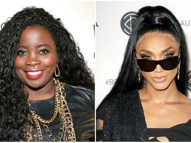 Splitting Hairs: Celeb HairstylistsKim Kimble and Tokyo Stylez Sparked a Shady Debate Over Legitimacy