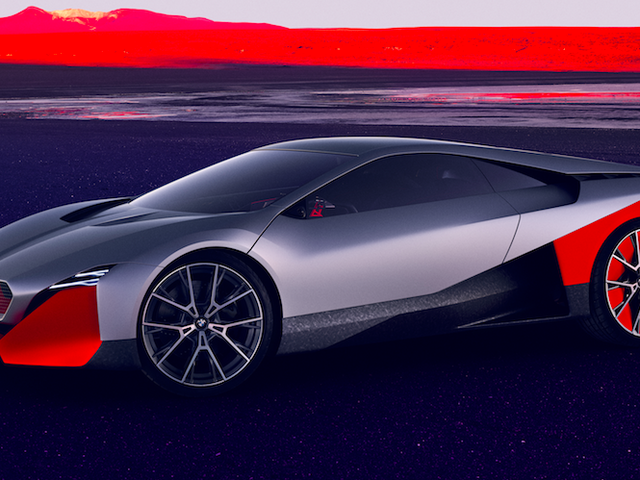 Concept cars are not dead.