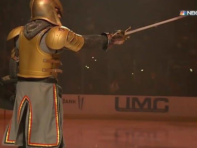Ini Seperti Apa Hockey Playoff Di Vegas