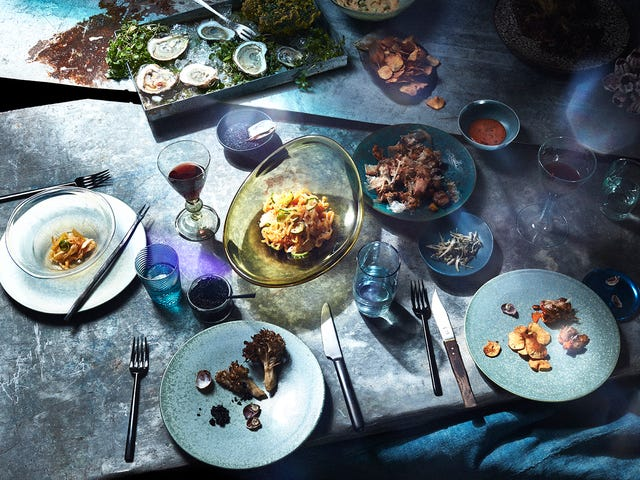 Here's What Our Food Might Look Like in a Climate Change-Induced Dystopia