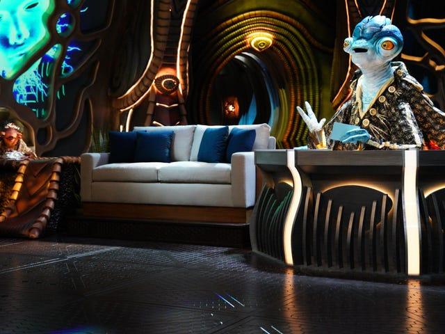 Ток-шоу Хенсона на Disney + снова запутывает вопрос о том, что есть, а что нет - Маппет