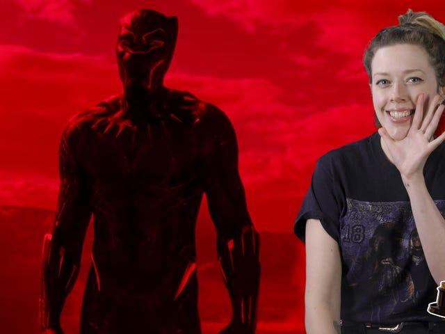 'Danai Gurira Is Fucking Amazing': <i>Black Panther </i>Explained