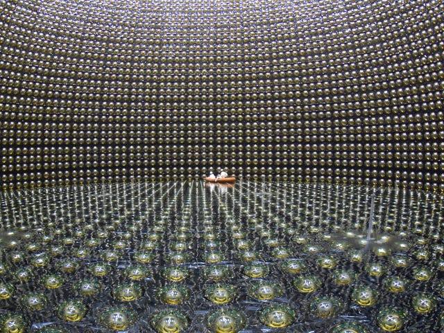 Saan Nagpunta ang Lahat ng Antimatter? Mas malapit ang Mga Siyentipiko sa Paghahanap