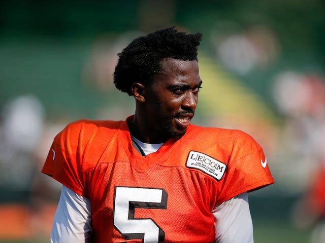 Tyrod Taylor Has Been Letting People Mispronounce His Name This Whole Time