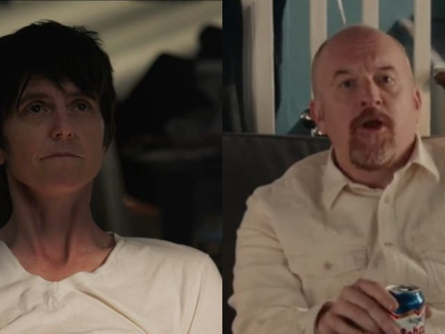 Tig Notaro Seems to Agree That Louis CK's SNL Clown Sketch Might Have Ripped Her Off