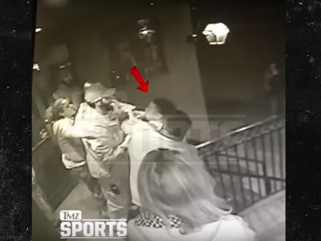 보고서 : 이것은 Trevone Boykin Bar Fight 비디오입니다