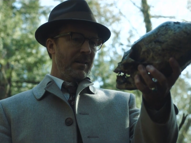 The Truth Is Somewhere in the History Channel's UFO Conspiracy Drama Project Blue Book