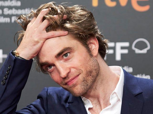 रॉबर्ट पैटिनसन ने नहीं कहा कि वह Twilight प्यार करता है