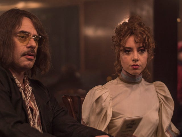 Aubrey Plaza leads a parade of bad taste and noir misfits in An Evening With Beverly Luff Linn