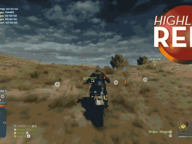 <i>Battlefield</i> Motorbike Percaya Bisa Terbang