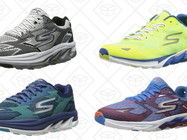 Go For a Run For Under $ 40 in These Discounted Skechers