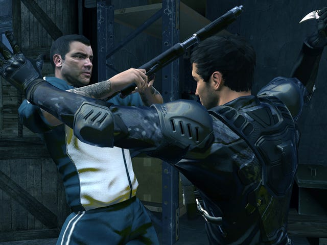 Cult Classic Alpha Protocol Removed From Sale On Steam