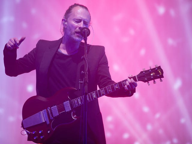 Thom Yorke's New Ode to the Antarctic Will Give You Chills