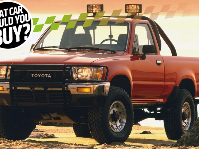 I'm Trading My Prius For A Cheap Pickup! What Car Should I Buy?