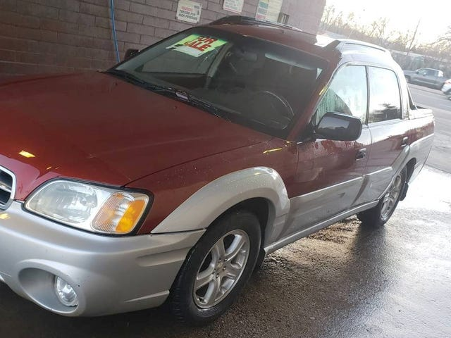 At $4,300, Could This 2003 Subaru Baja be the Perfect Last Minute Gift?